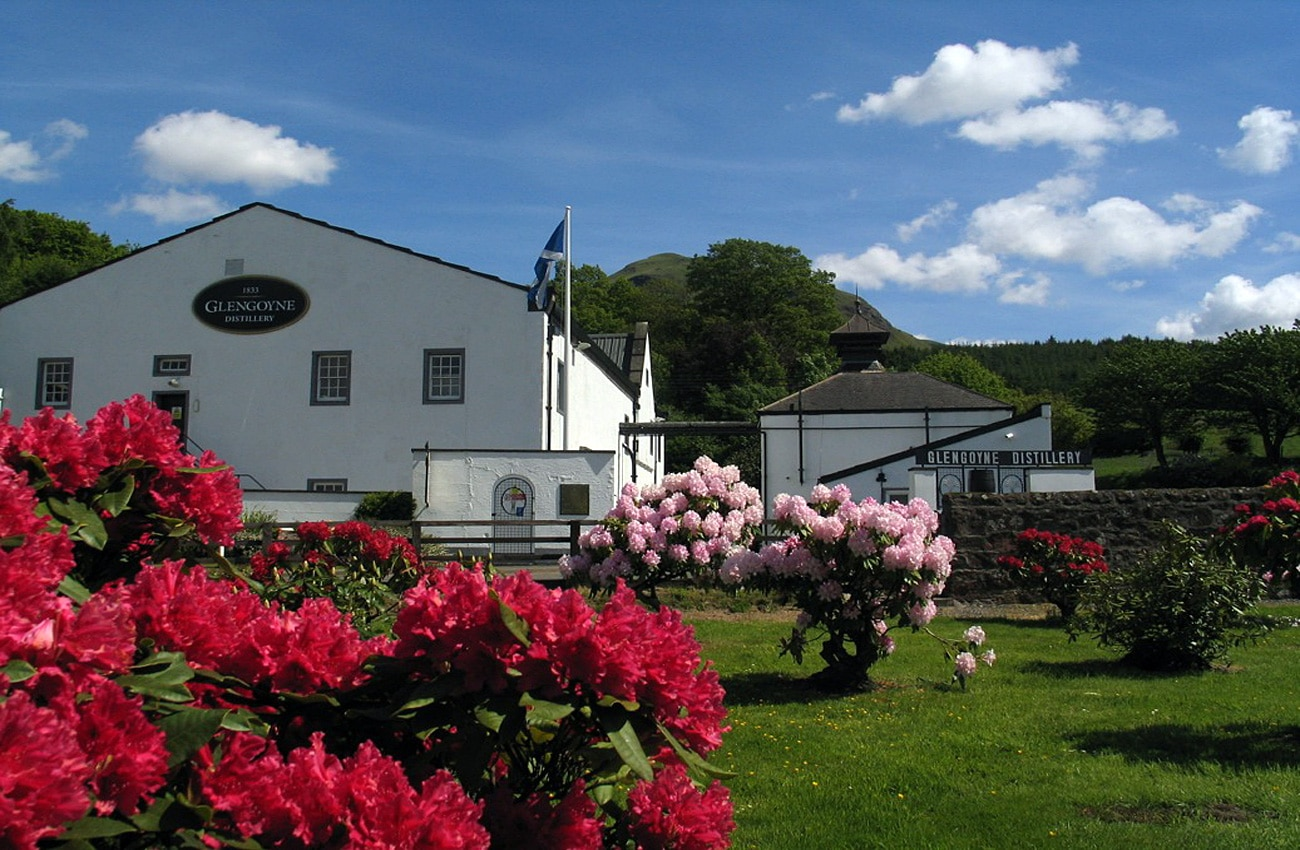 Glengoyne Distillerie in Glasgow