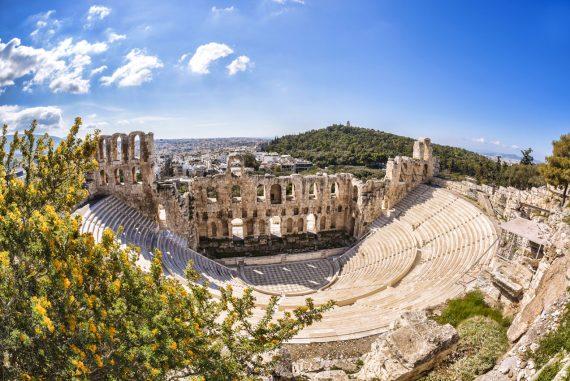Der Faszination der Akropolis in Athen kann sich niemand entziehen.