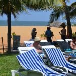 Negombo/Paradise Beach Hotel - direkte Strandlage
