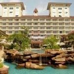 Pattaya/Bella Villa Cabana - Außenansicht