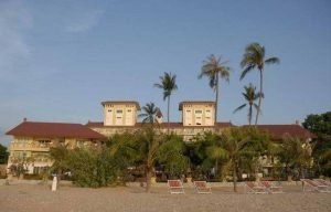 Pattaya/Bella Villa Cabana - Hotelstrand