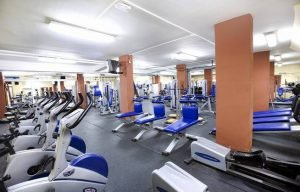 Andalusien/Hotel Elimar - Fitnessraum