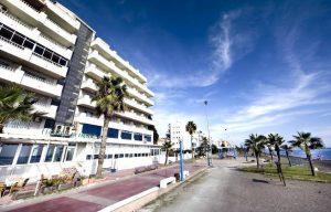 Andalusien/Hotel Elimar - Außenansicht