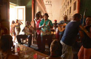 Kubanisches Flair in der Casa de la Trova