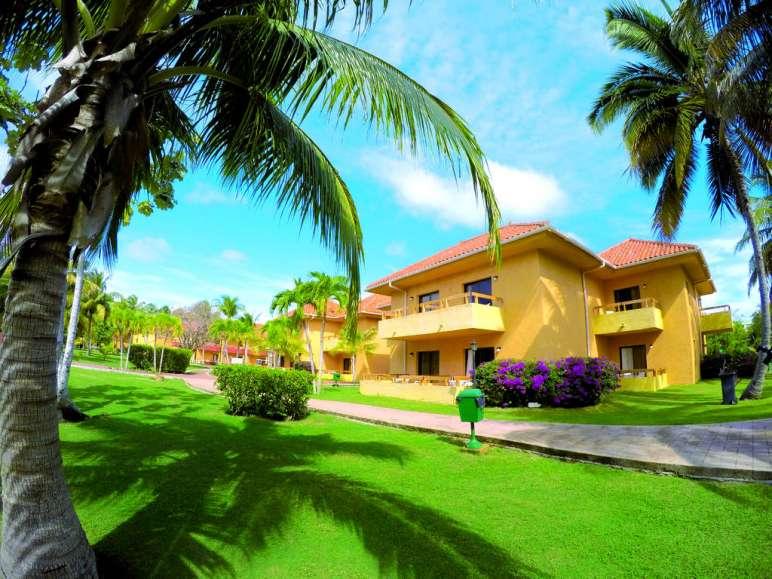 Kuba/ROC Arenas Doradas - Gartenansicht