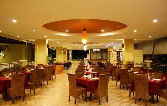 Pattaya/Bella Villa Cabana - Speisesaal