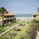Lemon Creek Hotel Resort - Garten