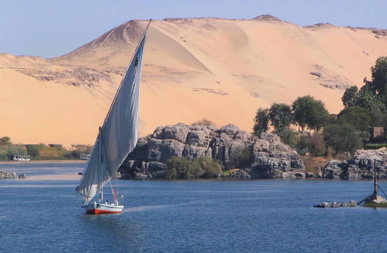 Ähypten NIlkreuzfahrt Reisedeal