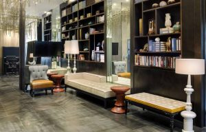 New York/Holiday Inn Manhattan - Lounge