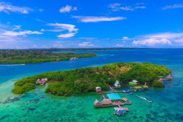 Panamas Landschaft