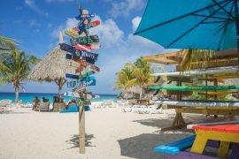 Curaçao ist das blaue Herz der Karibik und bietet unzählige Möglichkeiten, den Urlaub am und unter Wasser zu verbringen