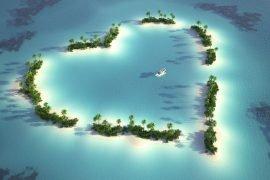 Curaçao wird auch das blaue Herz der Karibik genannt und bietet unzählige Möglichkeiten, den Urlaub am und unter Wasser zu verbringen.