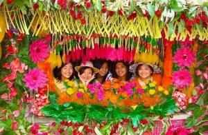 Pahiyas Festival Philippinen