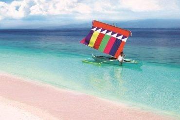 Pinker Strand