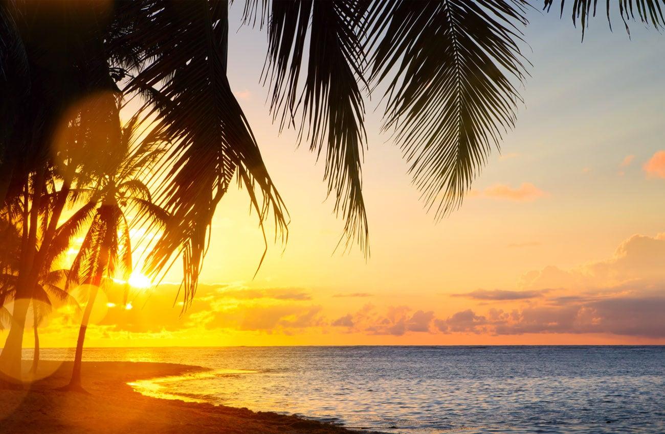 Hawaii Sonnenaufgänge