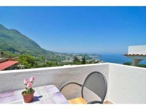Italien/Ischia - Villa Fiorentina - Panoramaterrasse
