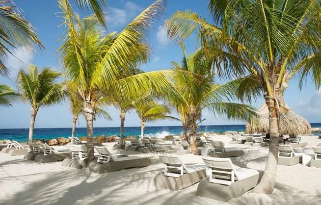 Livingstone Jan Thiel Resort - am Strand