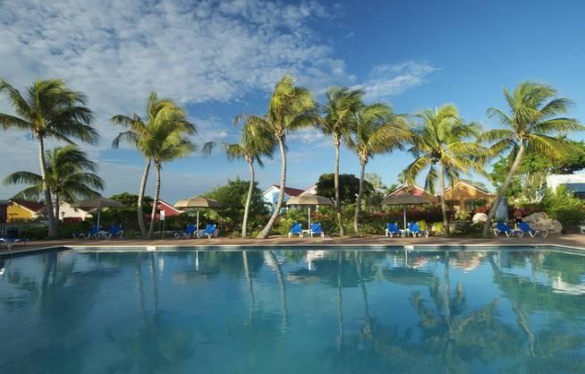 Livingstone Jan Thiel Resort - Pool