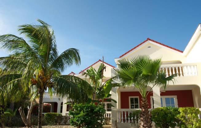 Livingstone Jan Thiel Resort - Außenansicht