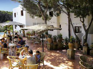 Menorca/1-2-FLY FUN CLUB Playa Parc Resort - Außenanlage