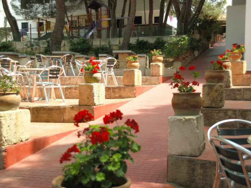 Menorca/1-2-FLY FUN CLUB Playa Parc Resort - Poolbar