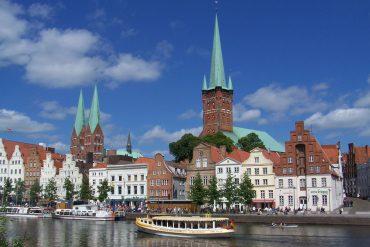 Lübecks Bummelmeile