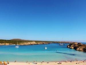 Menorca/1-2-FLY FUN CLUB Playa Parc Resort - Strand
