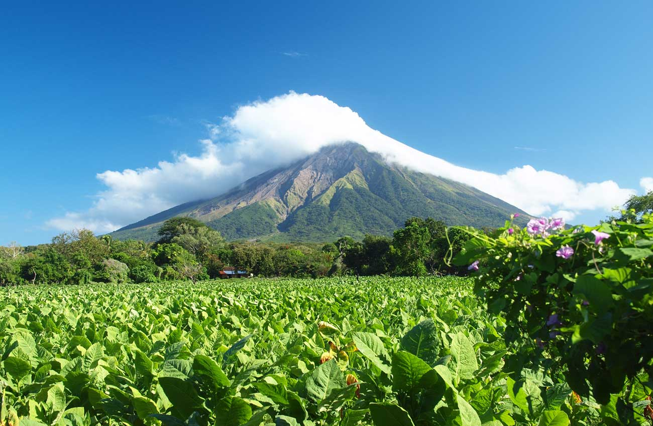 Vulkan Nicaragua