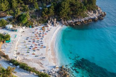 Thassos Bucht