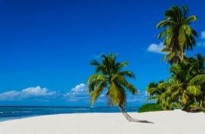Strand Martinique