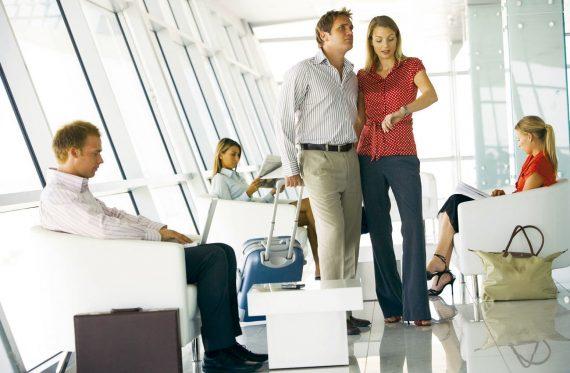 Passagiere können vom Flug ausgeschlossen werden.