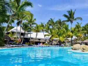Merengue Village - Pool-/Gartenbereich