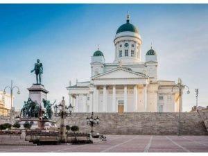 Dom von Helsinki/Finnland