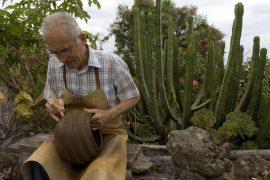 Traditionelle Handarbeit