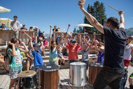 Mounds -Musikfestival