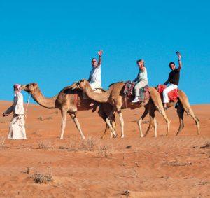 Oman - Kurzzeit Visum