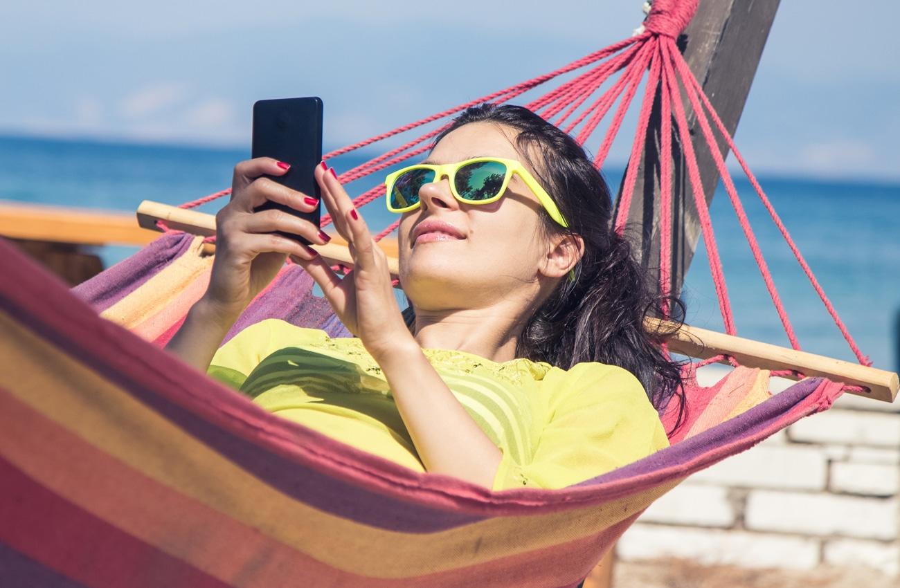 Sicher reisen - App in den Urlaub