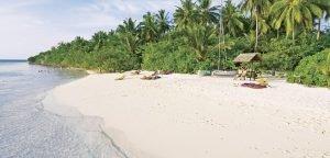 Embudu Village - Süd Male Atoll - Strand