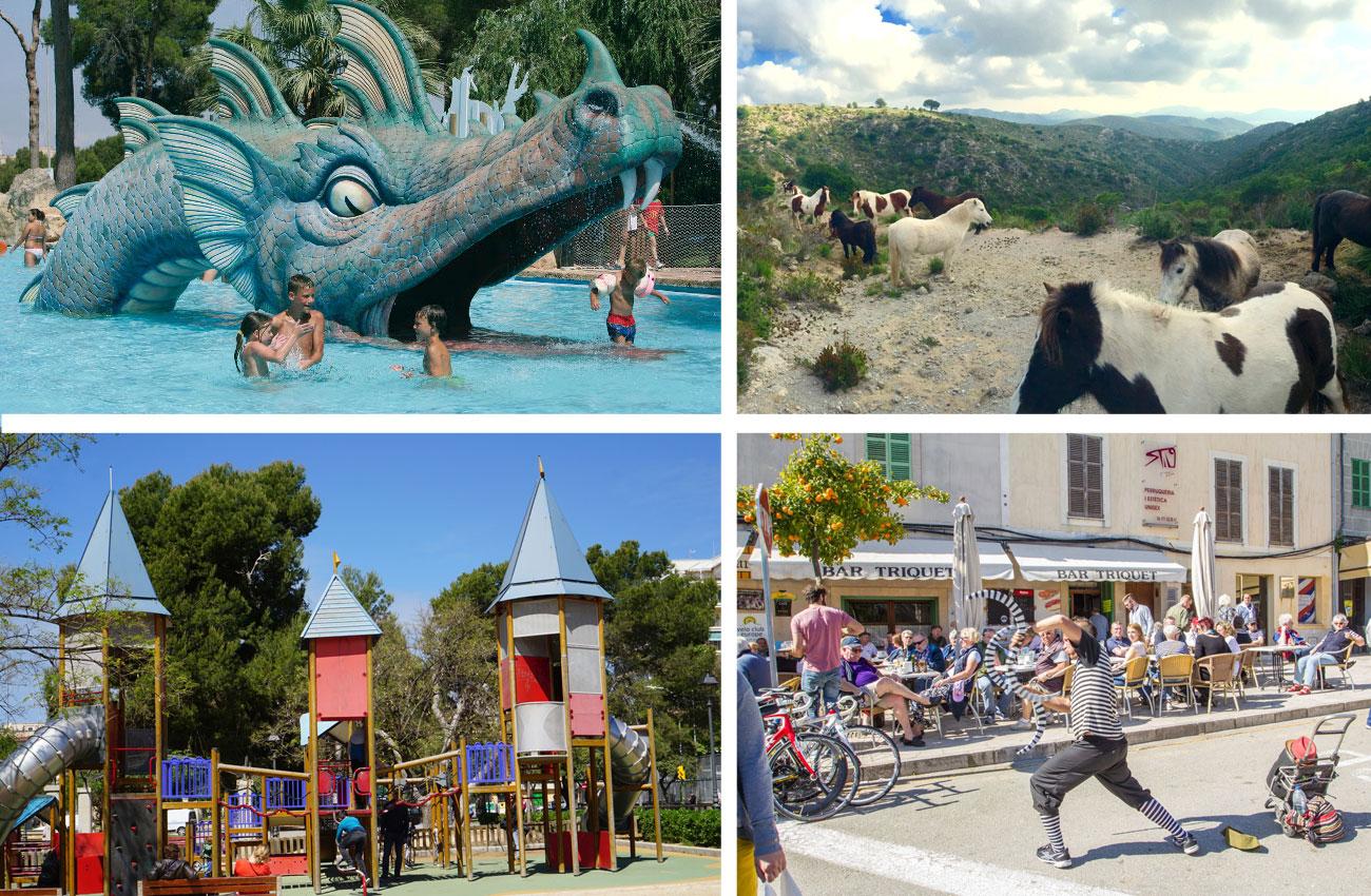 Zehn coole Spar-Tipps für den Mallorca-Urlaub mit Kids