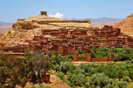 Marokko ist reich an kulturellen Baudenkmälern und außergewöhnlichen Naturschönheiten