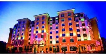 AVANI Deira Dubai Hotel - Außenansicht