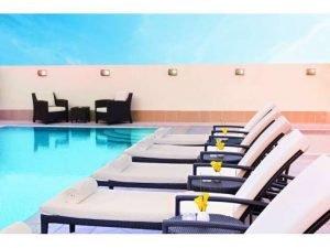 AVANI Deira Dubai Hotel - Dach-Pool