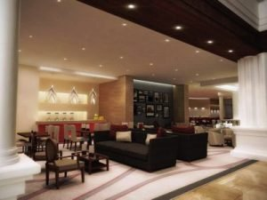 Mövenpick Bur Dubai - Lounge