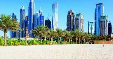 Dubai - Strand