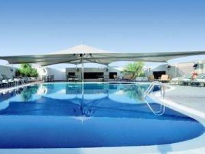 Mövenpick Bur Dubai - Pool