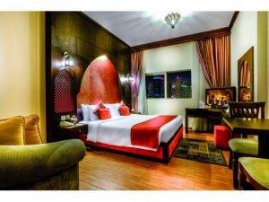 Hotel First Central - Zimmervariante