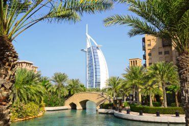 Nicht zu Unrecht trägt Dubai auch den Beinamen »Venedig des Golfs«.