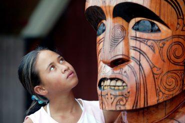 Neuseeland Maoris
