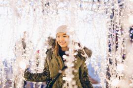 Seattle Weihnachten Lichtermeer
