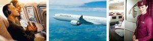 Test Linienflieger Afrika & Golfregion